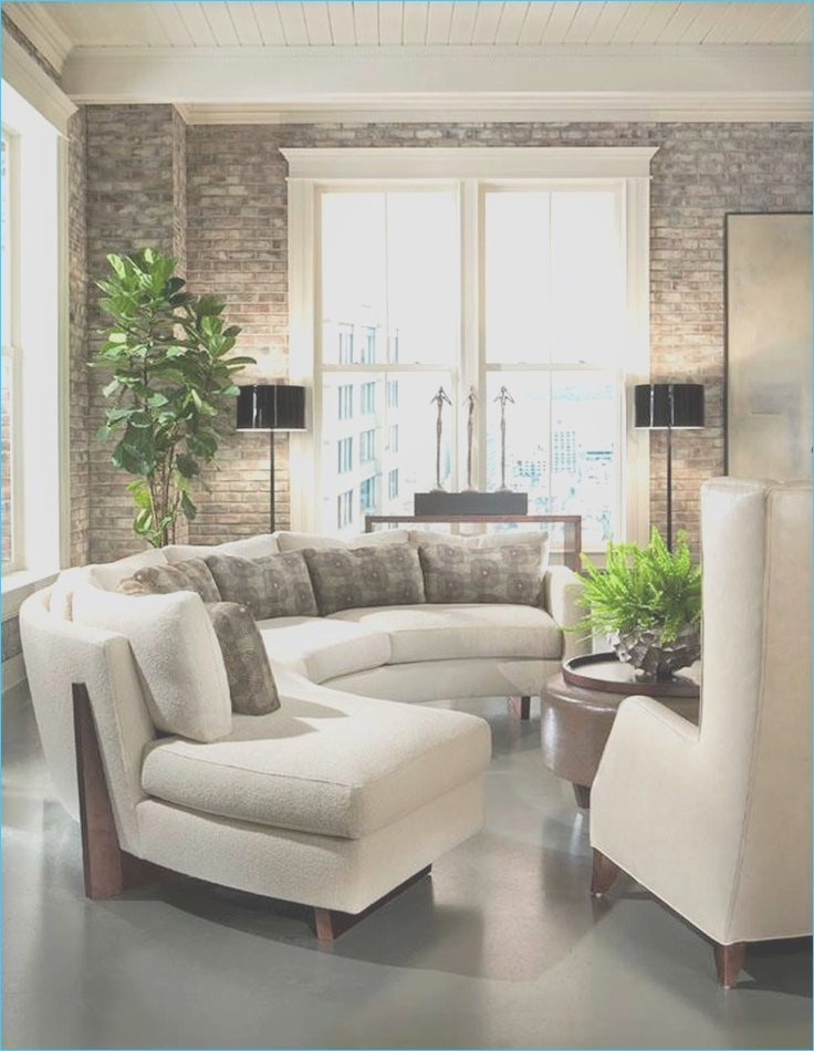 Mary Brown - One Day Design - example of curved couches interior design and decorating