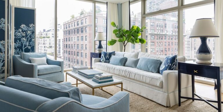 Mary Brown - One Day Design - Example of Granmillenial Interior Design and decorating