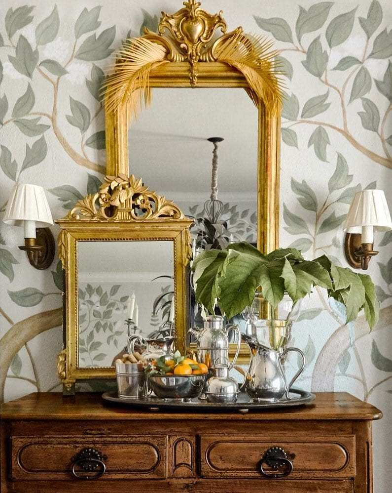 Mary Brown - One Day Design - example of Maximalism interior design and decorating